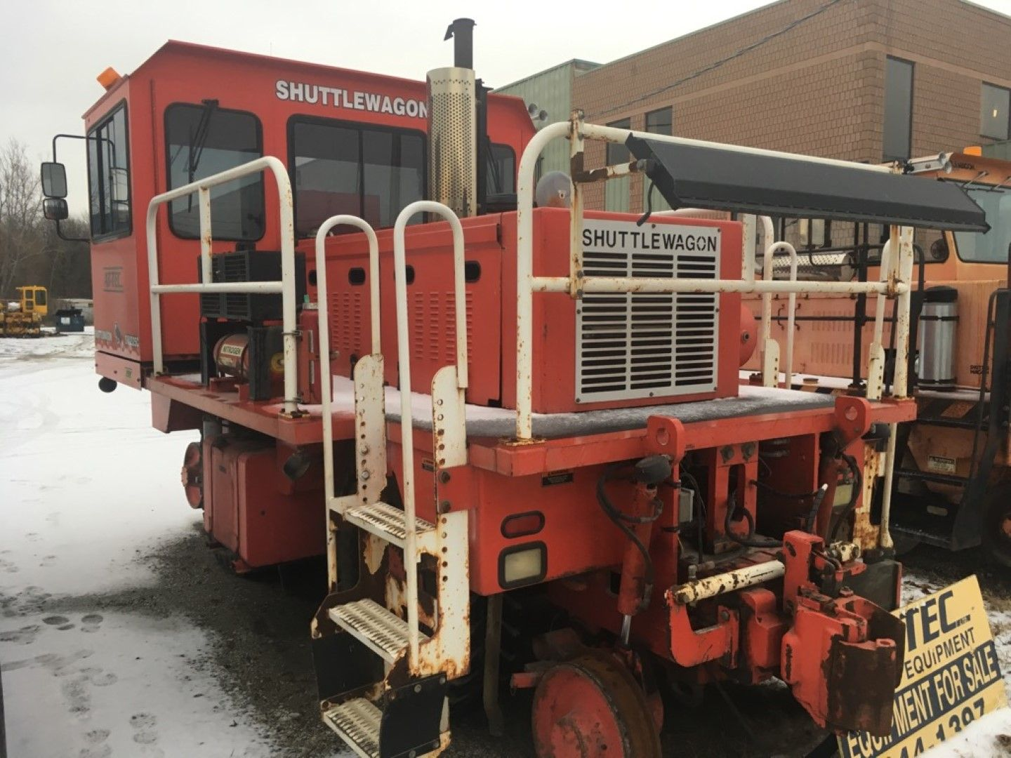 Construction Equipment For Sale Sarnia For Sale At Tec